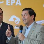 Otávio Leite celebrou a chegada de uma nova low-cost ao Rio de Janeiro
