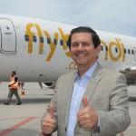 Em outubro, a Flybondi iniciou operações entre o Rio de Janeiro e Buenos Aires
