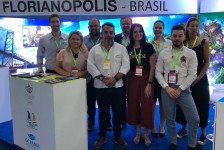 Florianópolis participa da FITPAR 2019 em Assunção
