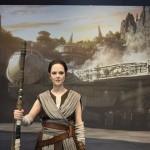 Rey também marcou presença para foto com os convidados