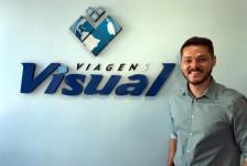 Visual Turismo apresenta novo gerente de Vendas para Belo Horizonte
