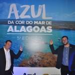 Ricardo Bezerra e Ricardo Alfredo, da Azul Viagens