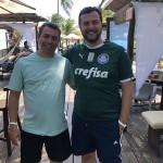 Ricardo Bezerra e Ricardo Alfredo, gerente comercial e supervisor comercial da Azul Viagens