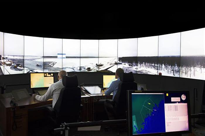 Scandinavian Mountains Airport será o primeiro com Torre de controle de tráfego aéreo virtual