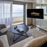 Scenic Eclipse Spa Suite Lounge - 2