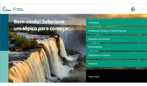 Destino Iguassu lança curso online gratuito para agentes e operadores