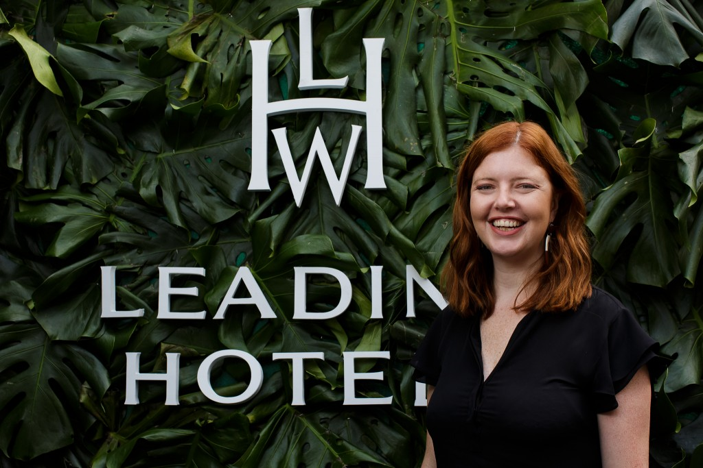 Sheila Mueller, diretora de Marketing da Leading Hotels no Brasil