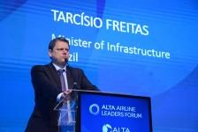 Ministro da Infraestrutura quer acelerar concessão de Congonhas e Santos Dumont