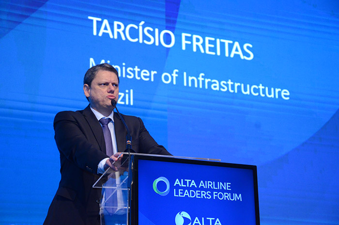 Tarcisio Freitas, Ministro da Infraestrutura