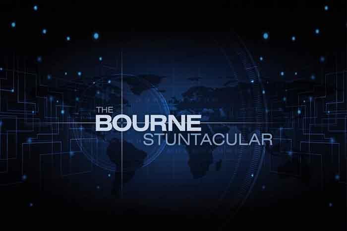 The Bourne Stuntacular, nova atração do Universal Orlando Resort