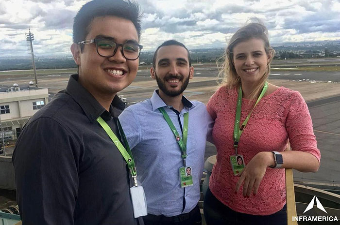 Trainees brasileiros da 1ª edição do programa