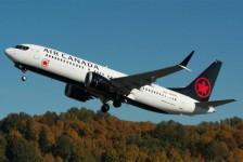 Air Canada suspende operações do B737 MAX até meados de fevereiro de 2020
