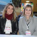 Vanessa Cavalcanti e Maria do Socorro, do Catussaba