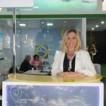 Vanessa Mendonça, secretária de Turismo do Distrito Federal