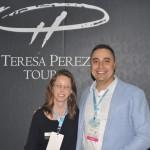 Vivian Bertachini e Marcelo Silva, da Tereza Perez Viagens