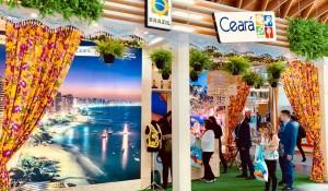 Ceará divulga atrativos em feira na Itália