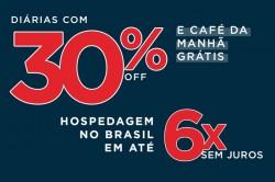 Accor anuncia promoção com até 30% de desconto em hotéis da rede