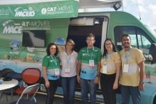 Secretaria de Turismo Maceió estreia CAT Móvel durante JPA Travel Market