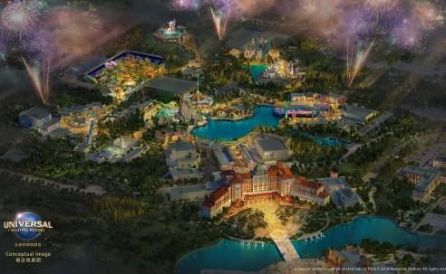 Universal Studios Beijing abre em 2021 com sete áreas temáticas; veja detalhes