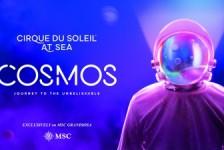 MSC anuncia detalhes dos shows exclusivos do Cirque du Soleil no MSC Grandiosa