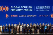 Embratur participará do Fórum de Economia de Turismo Global na China