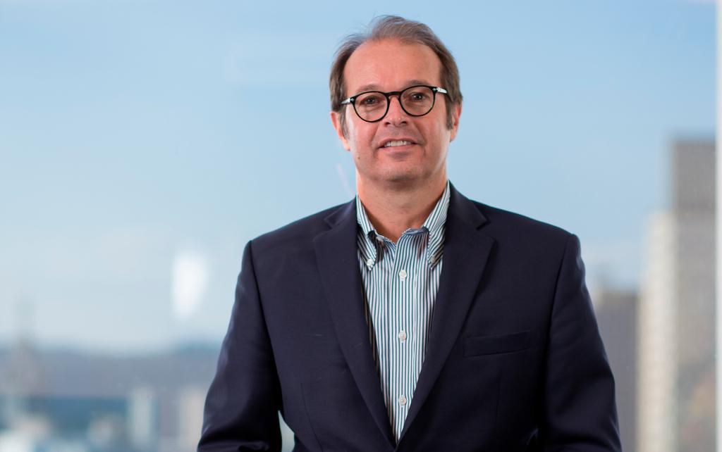 Eduardo Giestas, presidente da Atlantica Hotels