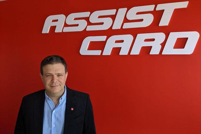 Fernando Broder como Chief Information Officer da Asssit Card