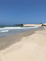 Praias do Rio Grande do Norte não são afetadas por manchas de óleo