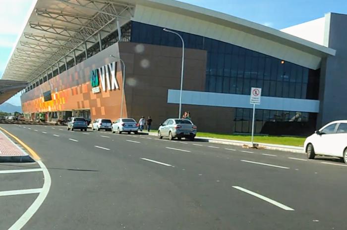 Aeroporto de Vitoria ES