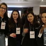 Alessandra Moro, Amanda Costa, Haiane Teófilo e Luana Lara, da Schultz