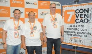 Affinity supera desafios para chegar a liderança do setor no Brasil em 2020