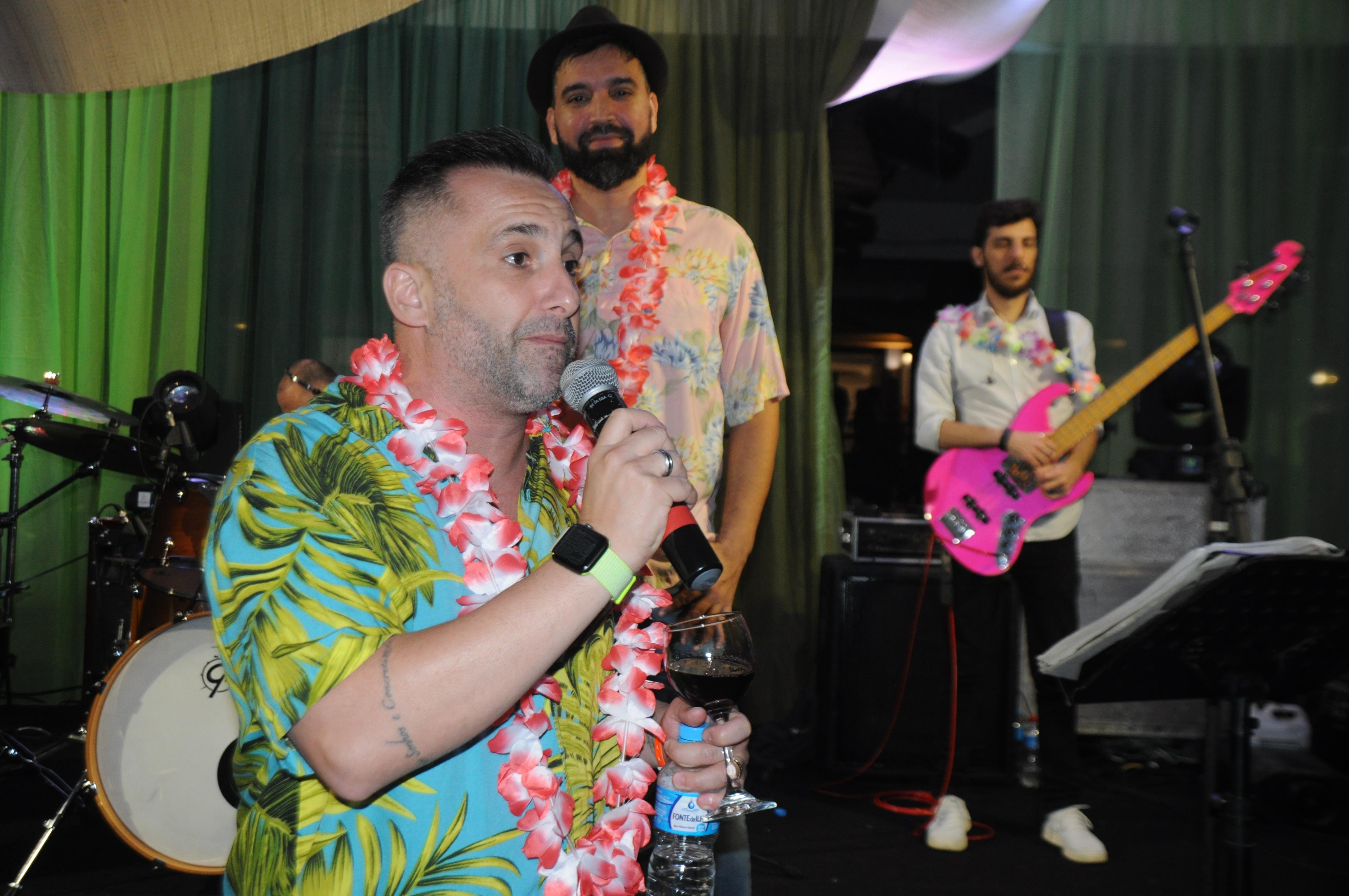 Alexandre Lança agradeceu a participação de todos