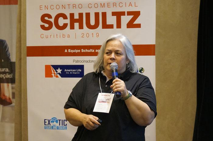 Ana Maria Moreschi, gerente de Produtos Internacionais