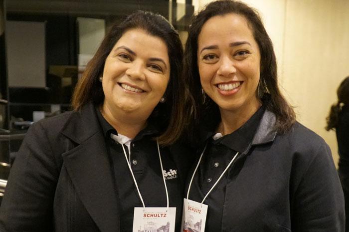 Ana Maria Santana, diretora geral, e Denise Farjalla, gestora de resorts