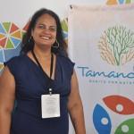 Ana Morais, da Associação de Turismo de Tamandaré-PE