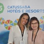 Ana Paula Ramos e Socorro Alcoforado, do Catussaba