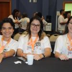 Anali Teodoro, Carolina Lima e Beatriz Hernandez