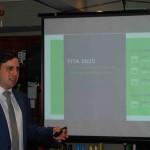 André Dias realiza apresentação sobre a FITA 2020