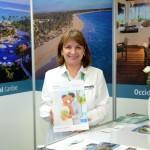 Angela Martinez, do Barcelo Hotel Group