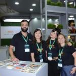 Angelo Oliveira, Danielle Nishida, Flavia Schmidt e Luciana, da MGM
