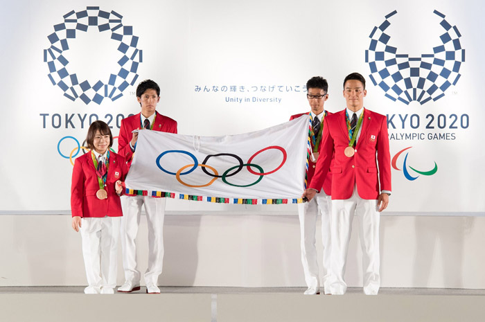 As próximas Olimpíadas acontecerão em Tóquio, no Japão