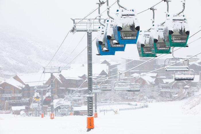 Aspen Snowmass anuncia abertura completa de Aspen Mountain para esqui e snowboard