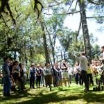 Associados realizaram o plantio de mudas nativas da região
