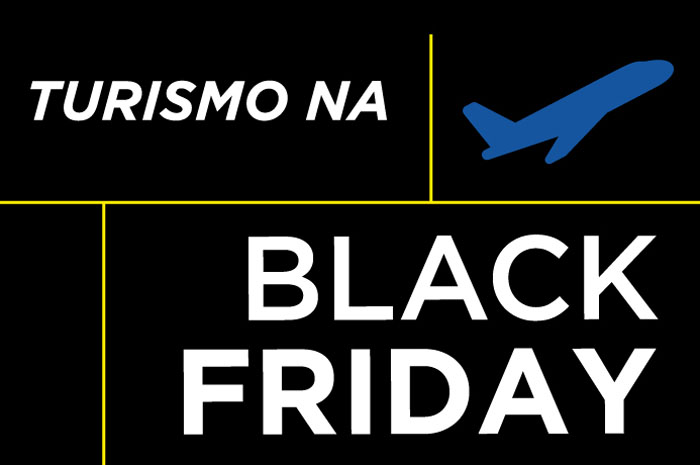 O M&E reuniu as principais ofertas do Turismo na Black Friday. Confira