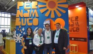 Visit Pernambuco levará representantes de mais de 20 países para Porto de Galinhas