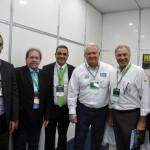 Breno Mesquita, Valdir Walendowsky, Bruno Mesquita, Roy Taylor, Celso Guelfi e Marcos Lucas