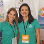 Bruna Haerter e Lilian Santos, do Vila Galé