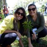 Bruna Neves, e Elaine Accacio, da Iberostar