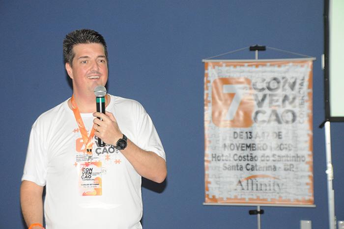Carlos Gevaerd, diretor de Operações da Affinity