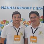 Carlos Reginer e Rodrigo Menezes, do Nannai